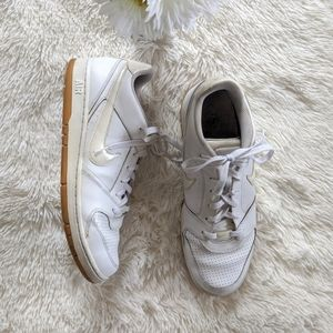 Nike Air Force One Men's White Sneakers SZ 13